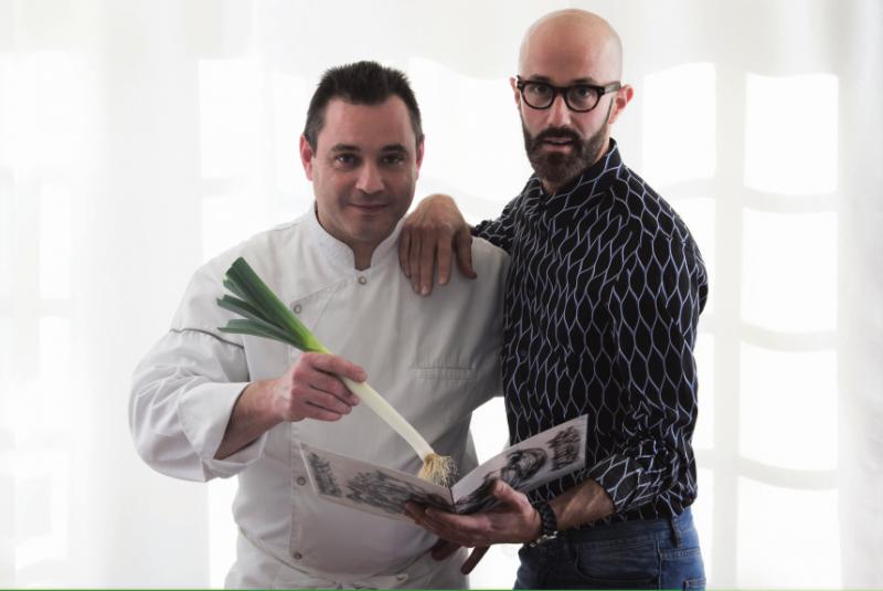 Baptiste RAMOUNEDA & Marc ABRAMOVICI