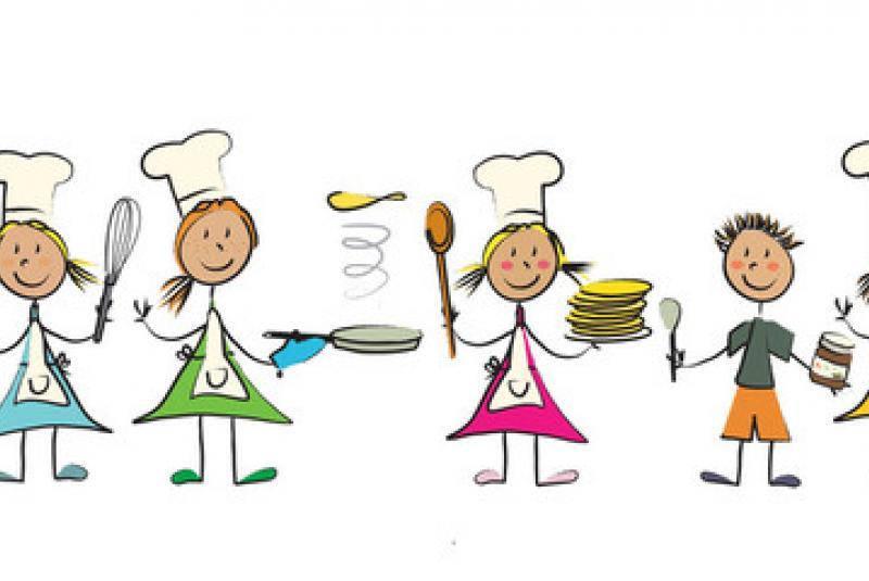 Atelier culinaire pour les enfants à la Table d'Oste à Auch