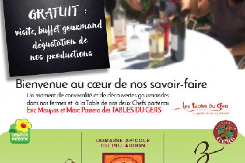 Happy Hours au domaine de Bilé