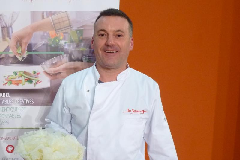 Atelier Culinaire avec jérôme Maribon-Ferret à Condom