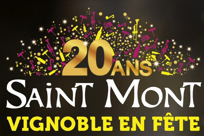 Saint Mont Vignoble en fête