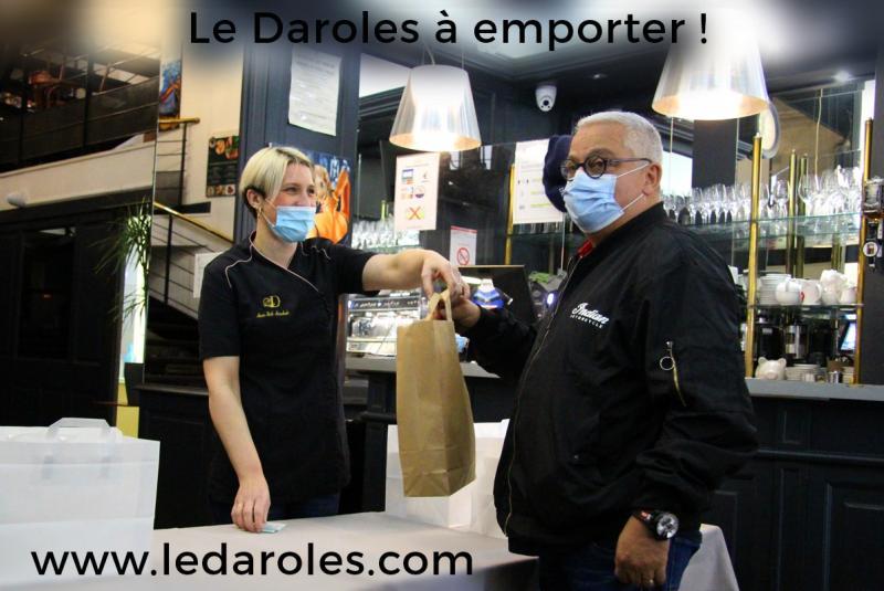 Le Darole s'emporte !