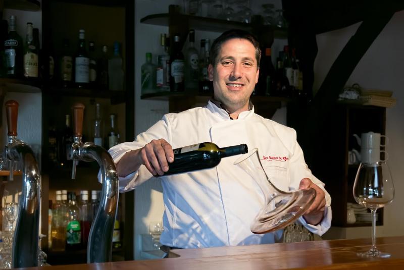 Atelier culinaire avec Thibault LAGOUTTE chez RAMAJO Foie gras à Dému