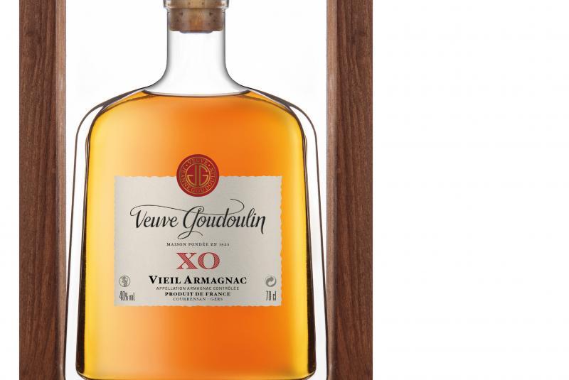 Armagnac Veuve Goudoulin