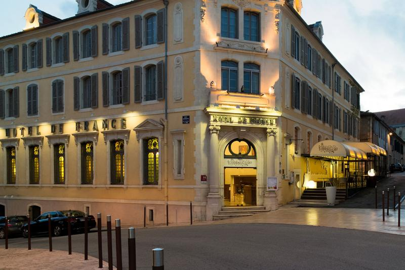 H tel de france auch gers for Hotels design en france