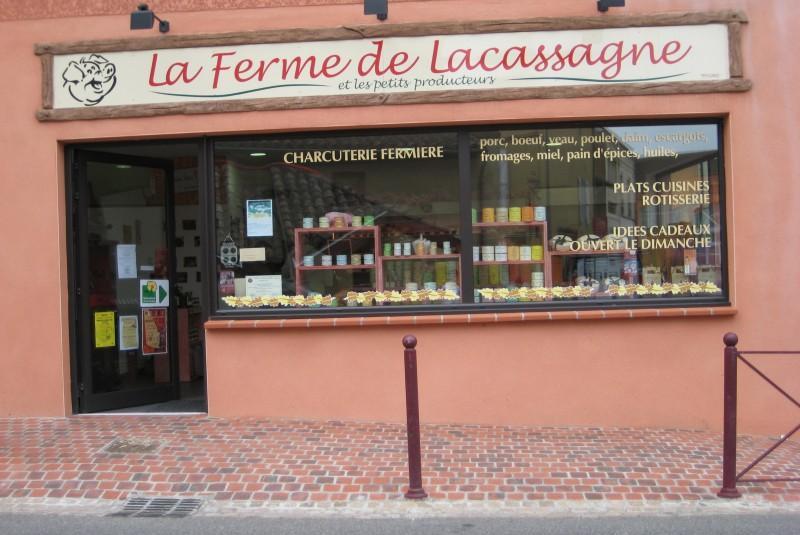 FERME DE LACASSAGNE