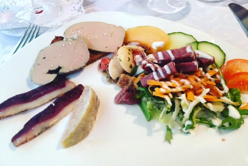 Déclinaison de foie gras du Gers 2